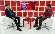 Интервью на 8 канале. Роман Крастелев, Никита Лазарев
