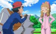 """Покемон / Pokemon - 17 сезон, 7 серия """"Догоняющий На Скачках Райхорнов!"""""""