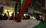 15 март 2016_ Вставай страна огромная  в чест на победата на Сирия, митинг пред турското посолство