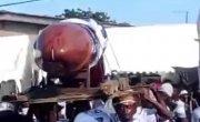 Похороны в Гане.