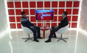 Интервью на 8 канале. Валерий Власов и Андрей Гришаков