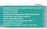 Россия подвела экономические итоги 2020 года
