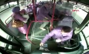 Водитель автобуса проявил находчивость, тем самым спас ребёнка.