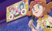 """Покемон / Pokemon - 13 сезон, 645 серия """"Большая битва за победу! """""""