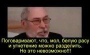 Ноэль Игнатьев о уничтожении белой расы