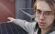 Ютуб блогер замутил собственный электрокар на солнечных панелях и выложил видос в тикток часть 1