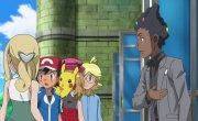 """Покемон / Pokemon - 17 сезон, 20 серия """"Зарабатывая Титулы в Замке!"""""""