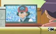 """Покемон / Pokemon - 13 сезон, 656 серия """"Битва на пользу отношениям!"""""""