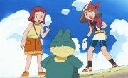 "Покемон / Pokemon - 9 сезон, 17 серия ""Непосредственный Комбаскен"""