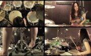 Meytal Cohen - Never Never (KoRn Drums cover)