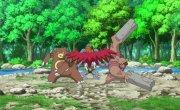 """Покемон / Pokemon - 17 сезон, 34 серия """"Лесной Чемпион!"""""""