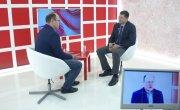 Интервью на 8 канале. Валерий Власов, Павел Гудовский