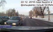 Подборка ДТП на видеорегистратор за 21.01.2019. Russian Crash. №1168