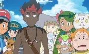 """Покемон / Pokemon - 22 сезон, 117 серия """"Уведённые Ветром!"""""""
