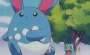 """Покемон / Pokemon - 3 сезон, 155 серия """"""""Любовь в стиле Тотодайла"""""""""""