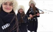 Trio Mandili - Apareka. Winter version.
