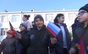 Возобновление работы школы №2 в Степанакерте