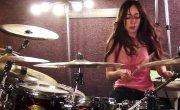 Meytal Cohen - 7 words (Deftones Drum Cover)