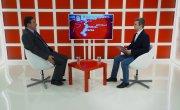 Интервью на 8 канале. Алексей Воложанин, Игорь Гринёв