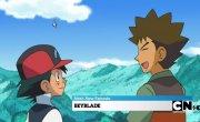 """Покемон / Pokemon - 13 сезон, 640 серия """"Изящная битва!"""""""