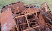 Вывоз металлического мусора с острова Кильдин силами Северного флота
