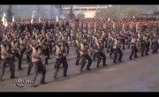 Парад боевиков ИГИЛ