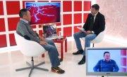 Интервью на 8 канале. Валерий Власов, Виктор Гаюльский