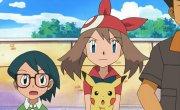 "Покемон / Pokemon - 9 сезон, 4 серия ""Колесо Рубежа"""