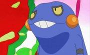 """Покемон / Pokemon - 10 сезон, 477 серия """"Неспортивный спортзал"""""""
