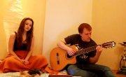 Анастасия Маштыгина & Виктор Шатских-cover on My immortal by  Evanescence