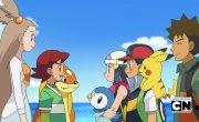 """Покемон / Pokemon - 13 сезон, 648 серия """"Четыре дороги из Поке-порта!"""""""