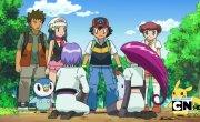 """Покемон / Pokemon - 13 сезон, 646 серия """"Во имя любви Мяута!"""""""