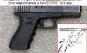 Some say- GLOCKS SUCK! Well- lets see some 'High-Mileage' examples and common Glock problems