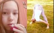 Как красноярец девочку напугал - ужас из Интернета!