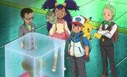 "Покемон / Pokemon - 14 сезон, 14 серия ""Ночь В Музее Накрин Сити"""