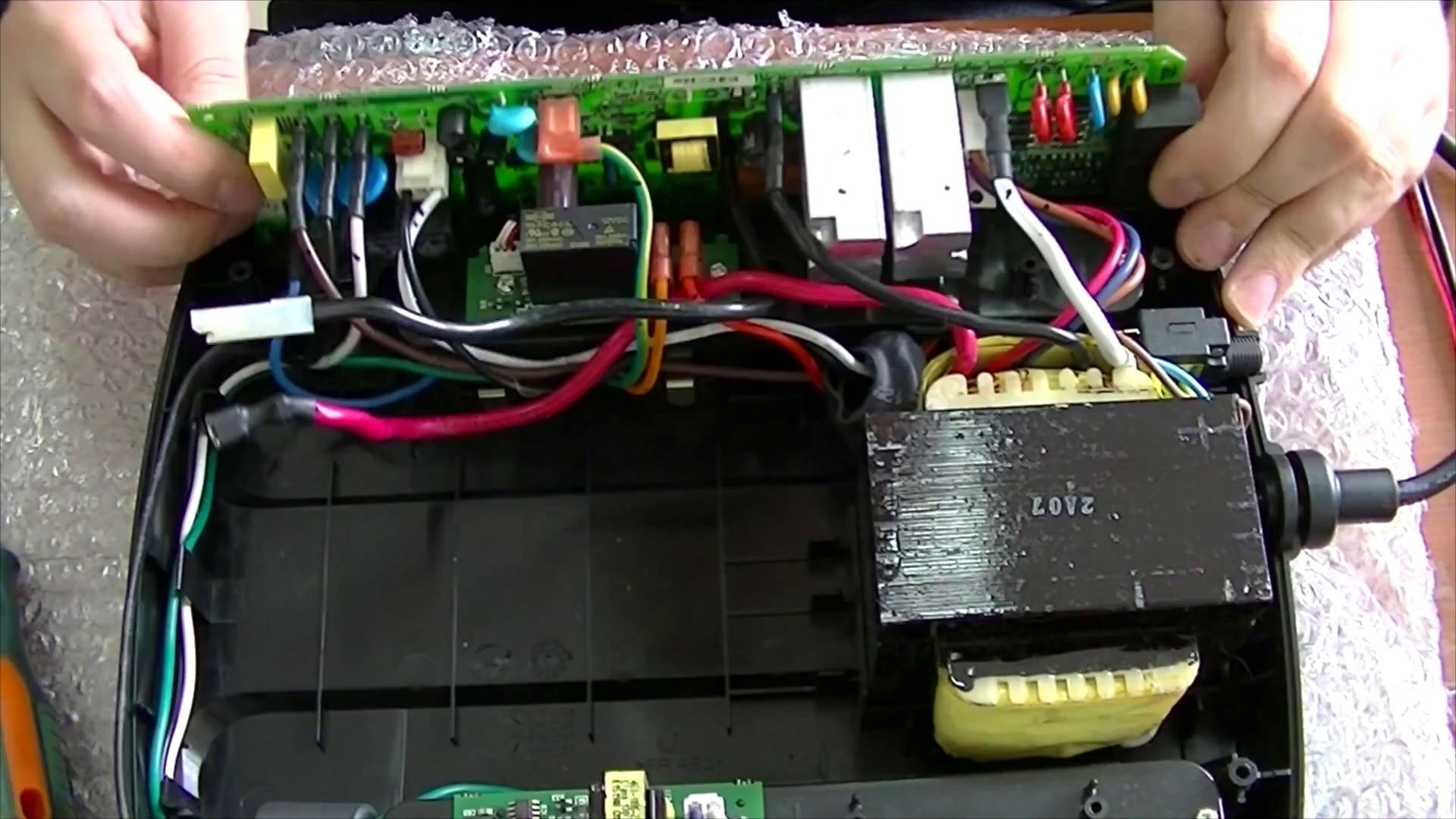 Бесперебойники для компьютеров своими руками 415