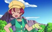 """Покемон / Pokemon - 14 сезон, 33 серия """"Ирис и Экскадрил Против Охотницы На Драконов"""""""