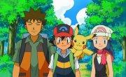 """Покемон / Pokemon - 10 сезон, 498 серия """"Близнецы-чемпионы"""""""
