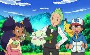 "Покемон / Pokemon - 14 сезон, 29 серия ""Влюблённый Каттани"""