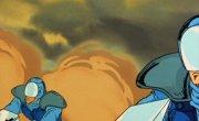 """Кулак Северной звезды / Hokuto No Ken - 1 сезон, 84 серия """"Нанто наносит ответный удар!Армия ветра выходит на защиту последнего генерала!"""""""