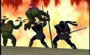 """Черепашки ниндзя. Новые приключения / Teenage Mutant Ninja Turtles - 1 сезон, 11 серия """"Шреддер наносит удар: Часть 2"""""""