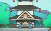 """Покемон / Pokemon - 22 сезон, 118 серия """"Цель - последний этаж! Взрывной драконий стадион!!"""""""