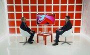 Интервью на 8 канале. Валерий Власов, Юрий Иванашкин