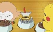 """Покемон / Pokemon - 22 сезон, 130 серия """"Мао и Суйрен! Суперсильная битва дружбы!!"""""""
