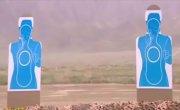 Президент Туркменистана расстрелял мишени во время поездки на велосипеде