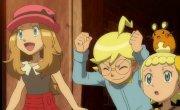 """Покемон / Pokemon - 17 сезон, 42 серия """"Корни Мега-Эволюции!"""""""