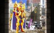 Рыцари Зодиака / Святой Сэйя / Saint Seiya Omega / Knights of the Zodiac - 3 сезон, 76 серия