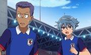 Инадзума 11: Печать Ориона / Inazuma Eleven: Orion no Kokuin - 1 сезон, 27 серия