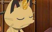 """Покемон / Pokemon - 22 сезон, 121 серия """"Старания Мао! Кафе Покемонов в лесу!!"""""""