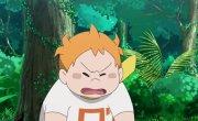 """Покемон / Pokemon - 22 сезон, 123 серия """"Освоить Z-Атаку! Свирепый тренировочный лагерь Каки!!"""""""